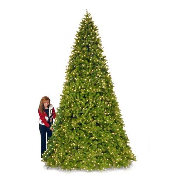 9 foot christmas trees